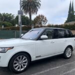 2016 Land Rover HSE