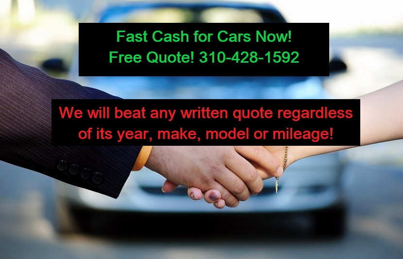 A car buying and selling service