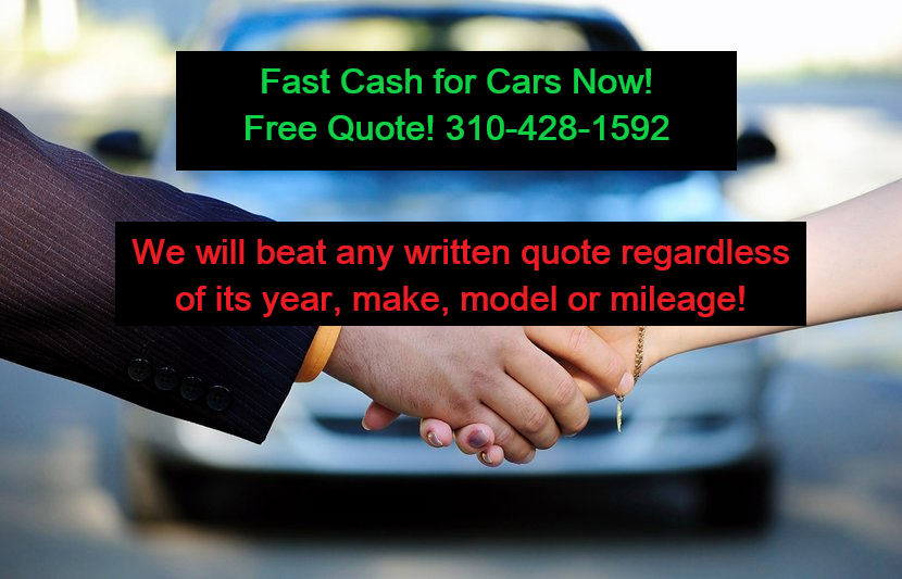 Get fast cash for your car